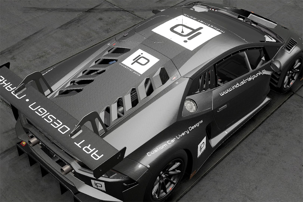 project cars 2 custom livery design